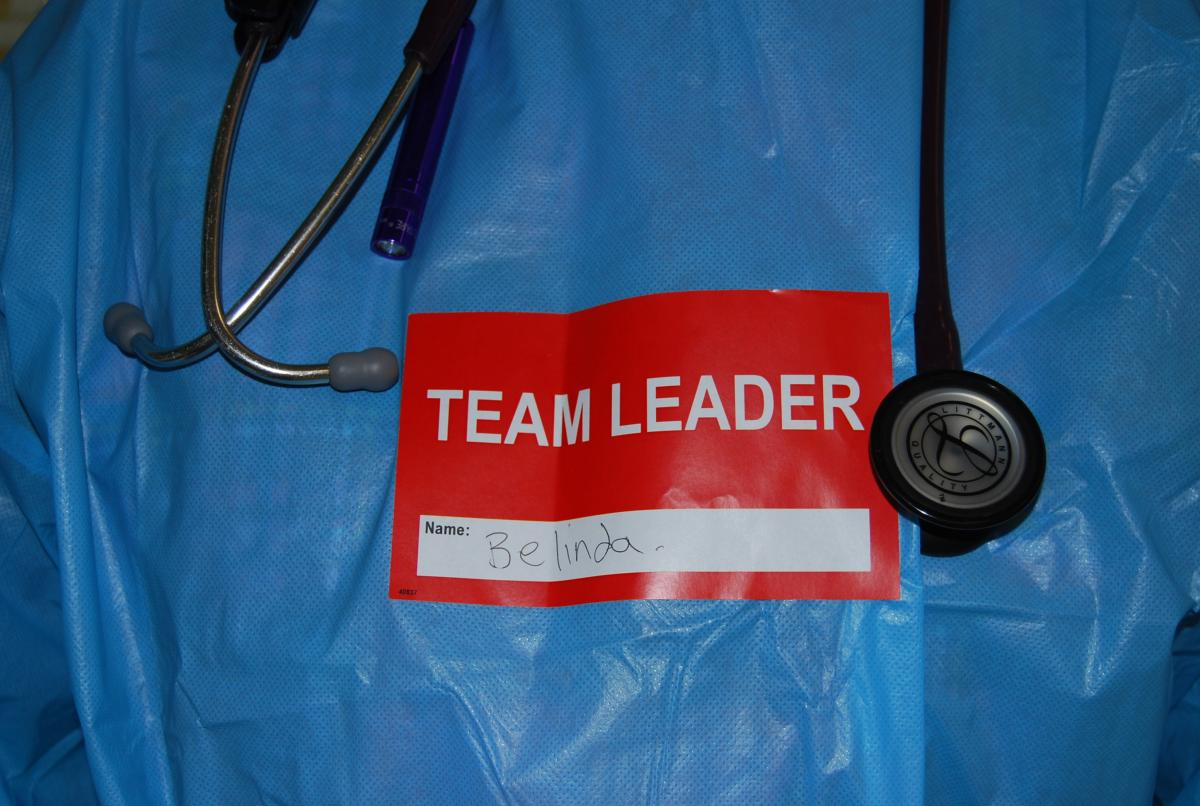 teamwork and communication the role of the team leader trauma role allocation and identification is important image used permission from the royal melbourne hospital